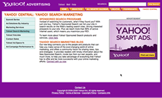 yahoo sem marketing